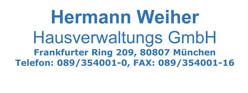 Hemann Weiher Hausverwaltungs GmbH