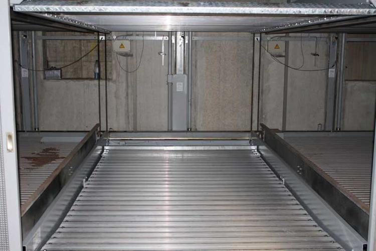 Plattformprofile BS VI Aluminium - AlSi1MgMn