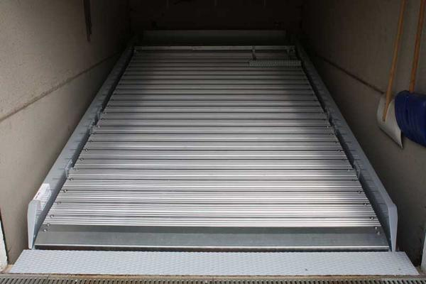 Plattformprofil BS VI Aluminium